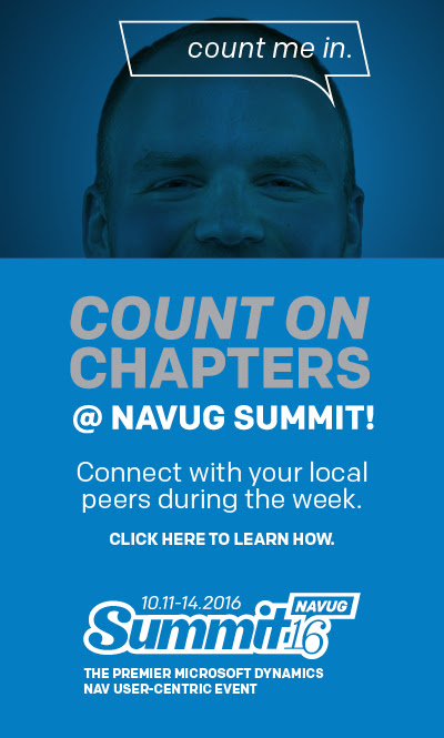 NAVUG Summit | Oct 11-14, 2016 | Tampa, FL - NAVUG Summit