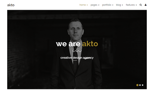 Akto - Multipurpose Website Template | Business & Corporate | WrapBootstrap - Bootstrap Themes & Templates