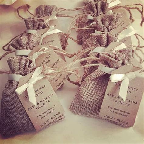 Wedding Favours Service   The Greenwich Tea Company