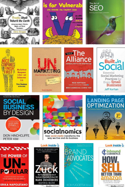 HubSpot Summer Book Club Giveaway
