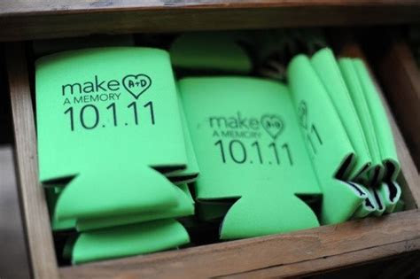 12 best images about Wedding koozies on Pinterest   Cold