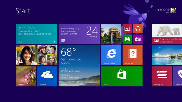 Windows 8.1 Carries New Features
