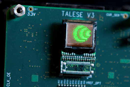 Startup Ostendo aims to bring holograms to smartphones with new chip