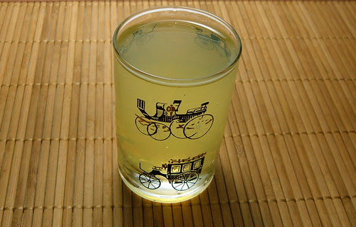 Gin-Lemon Cooler
