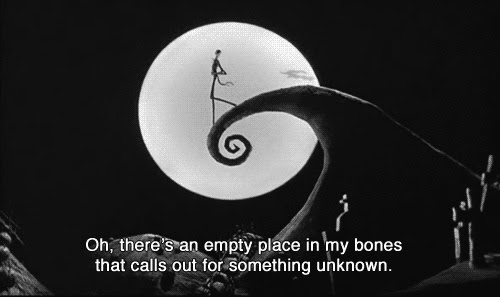 Nightmare before Christmas - jack | Quotes | Pinterest