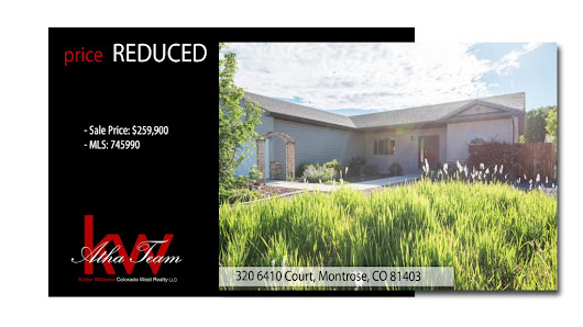 PRICE REDUCED - 320 6410 Ct Montrose, CO Open Concept Living