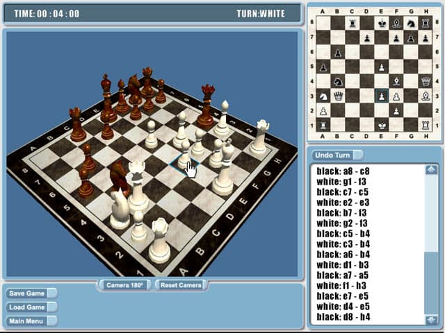 Chess Free PC Game Screenshot