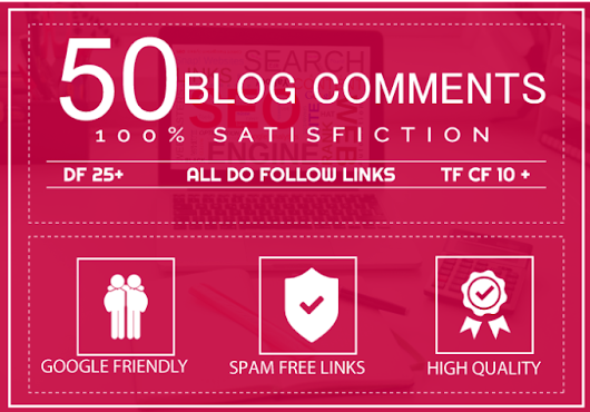 I will 50 do follow blog comments