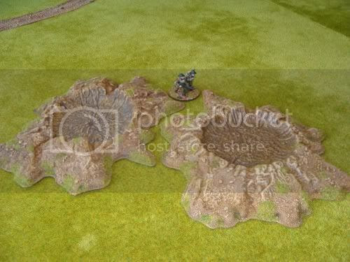 Craters for the Great War