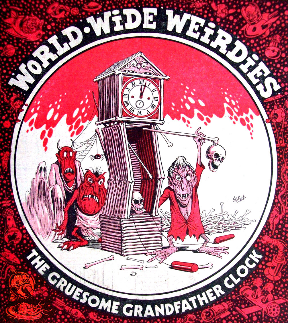 Ken Reid - World Wide Weirdies 28