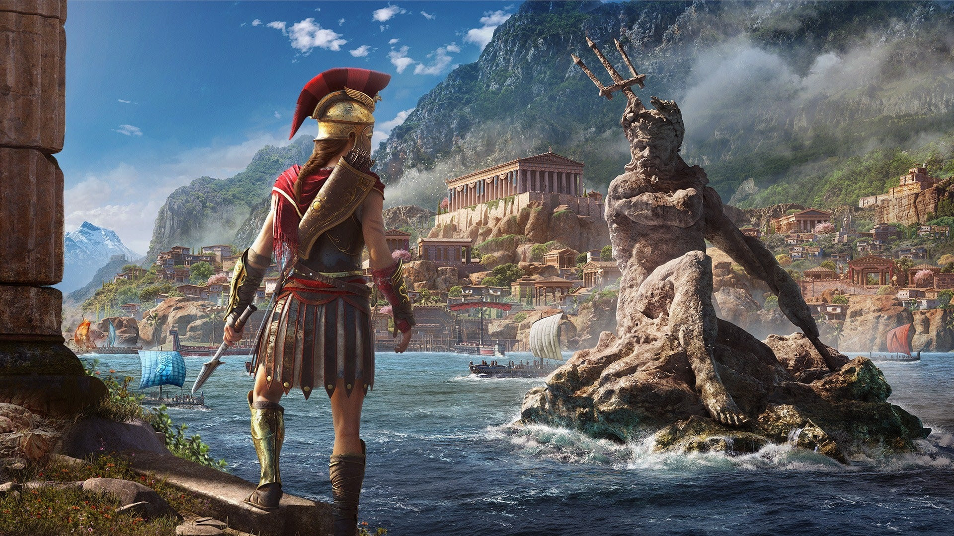 Assassins Creed Odysseys Dlc Announced Assassins Creed
