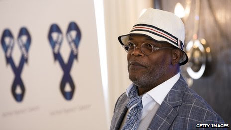 BBC - Newsbeat - Samuel L. Jackson says men need to check for cancer