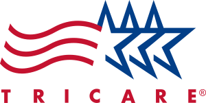 Logo of TRICARE, the health care plan for the ...