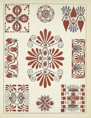 Art Deco Vignettes - Henri Gillet 1922 e