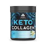 Keto COLLAGEN - Vanilla Powder 6-Pack | Ancient Nutrition
