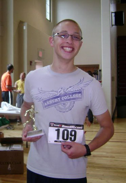 Sam Eagle Run 2010
