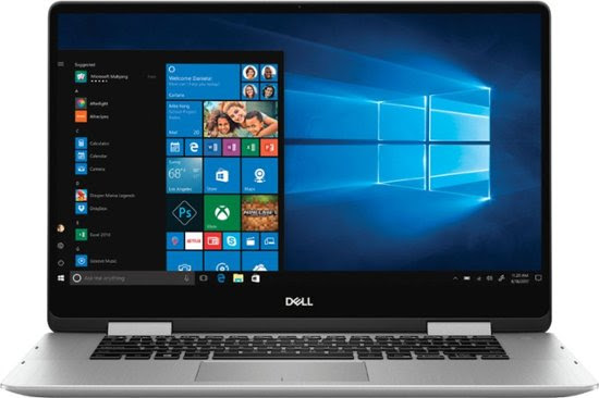 Dell Touch Screen Laptop I7