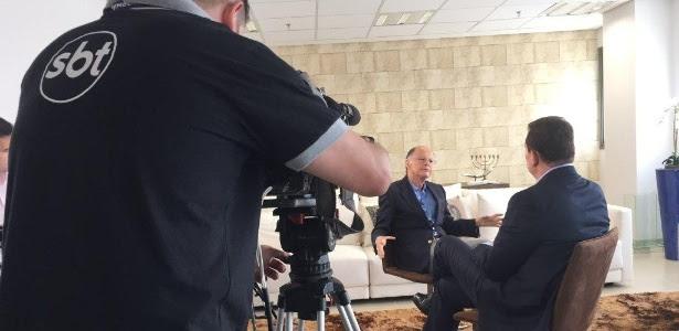 """Edir Macedo em entrevista ao programa """"Conexão Repórter"""""""