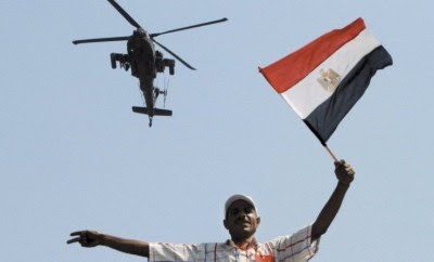 Six dead in military helicopter crash in Egypt