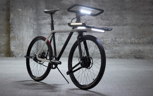 Teague's electric auto-shifting bicycle wins national contest, will be sold to the public - GeekWire