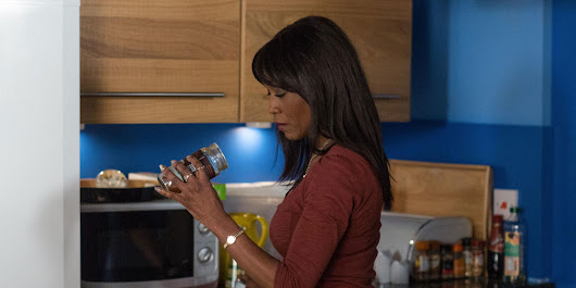 EastEnders heartbreak as Denise hides a sad secret
