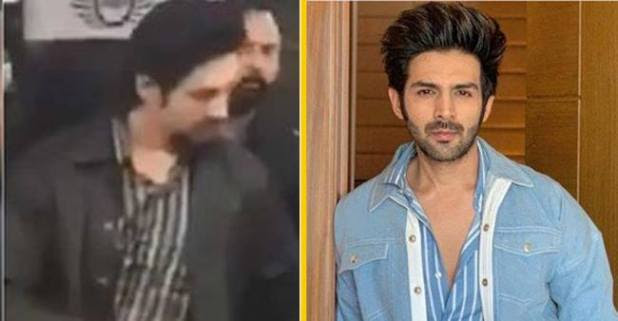 Watch Video: Kartik Aaryan's Look Leaked in Love Aaj Kal 2 Sequel's Set