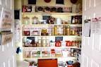 Kitchen Storage Ideas | Shelves, Jars, Racks, and Organizers