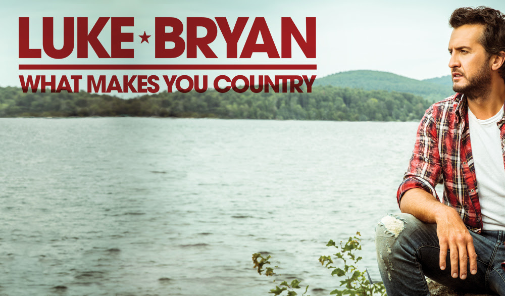 Image result for luke bryan what makes you country