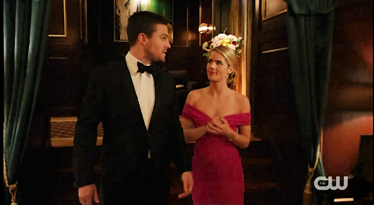 Olicity's Genesis Recap #Arrow aka Start of Something Good Watch and Enjoy #Olicity