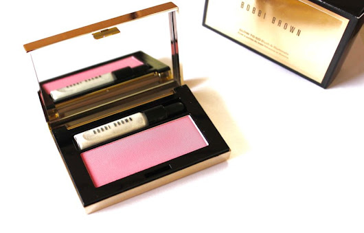 Bobbi Brown Glow To Go Blush & Illuminate Set Review, Swatches