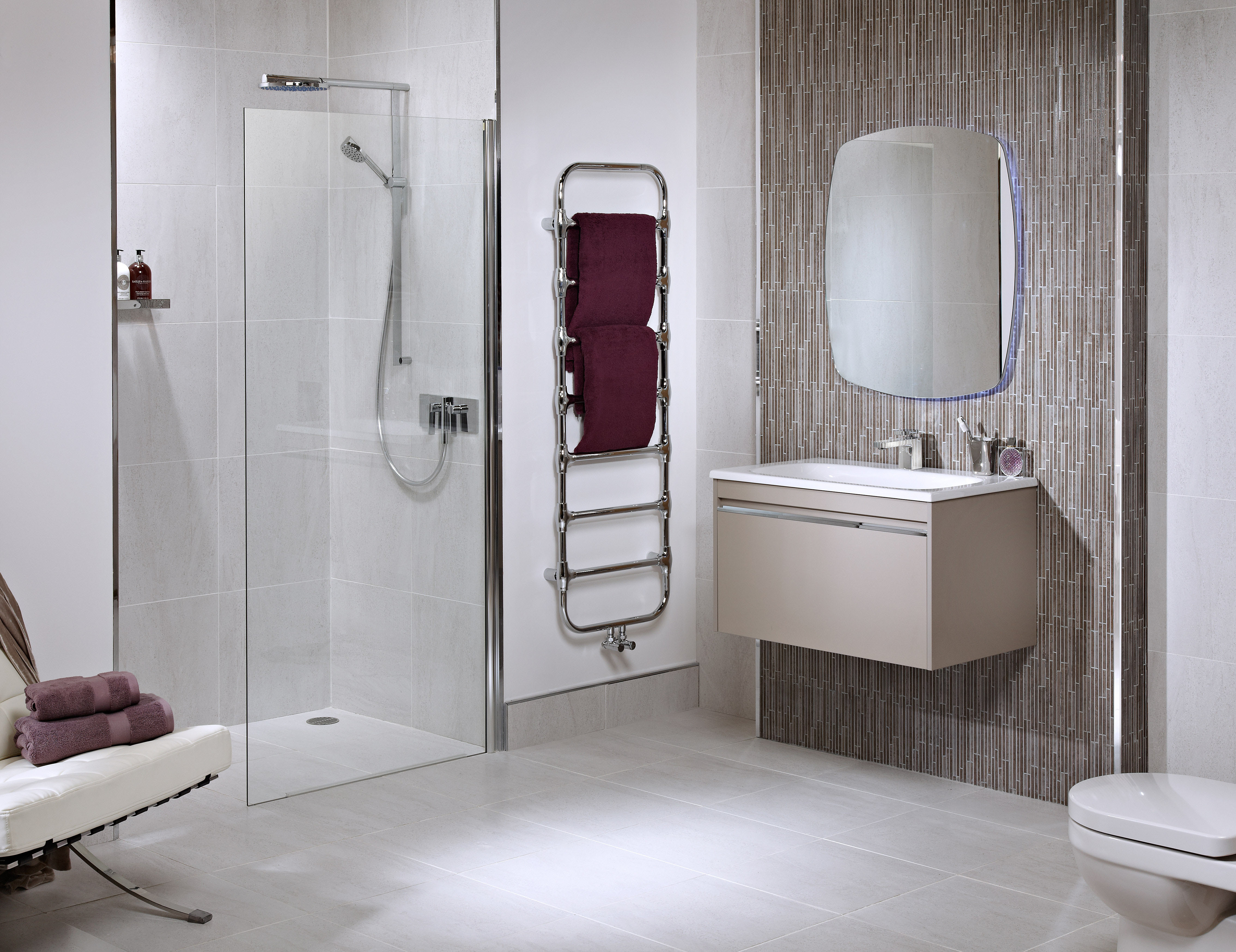 Fitted Bathrooms in Bolton | Showers | Bathroom Ideas