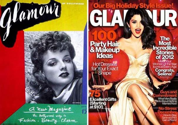 Γυναικεία περιοδικά τότε και τώρα (8)