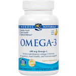 Nordic Naturals Omega-3, 690 mg, Soft Gels - 60 softgels