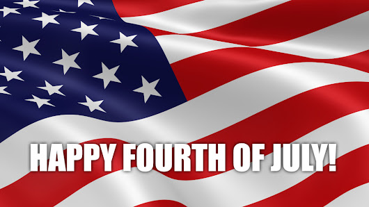 Fourth of July factoids - Manage By Walking Around