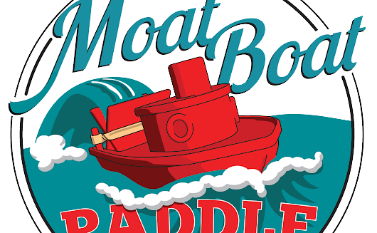Moat Boat Paddle Battle Is Coming to World Maker Faire | Make: