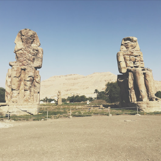 Egypt Essentials Part Two: Luxor