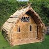 Kumpulan Gambar Desain Rumah Bambu Minimalis Modern