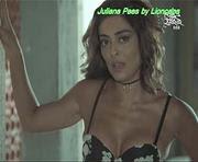 Juliana Paes sensual na novela A Força do Querer