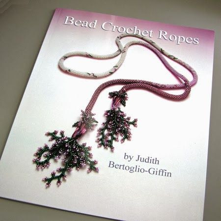 Bead Line Studios: Bead Crochet Ropes Republished