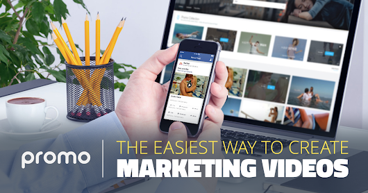Introducing Promo! Create quality marketing videos instantly