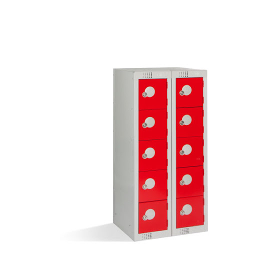 Clever storage tricks with lockers - 3d Lockers Blog