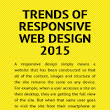 Infographic: TRENDS OF RESPONSIVE WEB DESIGN 2015 | Infogram