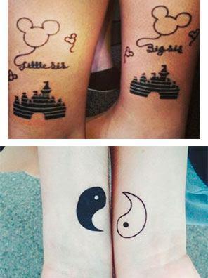 Tatuajes Para Hermanas Tatuajesparacom