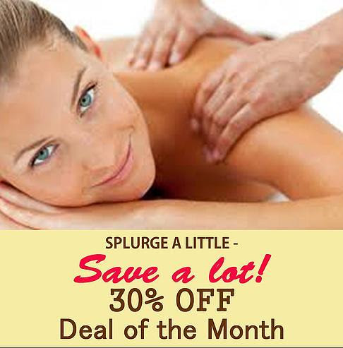 DEAL OF THE DAY - - 30% OFF ON ALL SERVICES! No therapist preference booking online. Please call if you have a preference. No Coupon needed - just mention at checkout. BOOK ONLINE NOW: https://www.schedulicity.com/scheduling/IMSW88/promotion/DOTWJJTR 30 Min Massage ~Original Price: $36 ~After Discount: $25 ~$11off 45 Min Massage ~Original Price: $54 ~After Discount: $38~$16 off 60 Min Massage ~Original Price:$72~After Discount:$50~$22 off 75 Min Massage ~Original Price:$90~After Discount:$63~$27 off. 90 Min Massage ~Original Price:$108~After Discount:$76~$32 off. 2 hour Massage ~Original Price: $144 ~After Discount: $101~$43 off