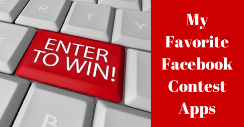 My Favorite Facebook Contest Apps - Andrea Vahl