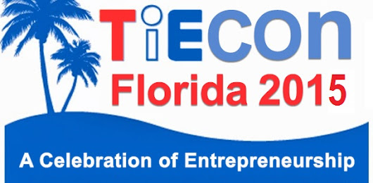 Become A Sponsor / Exhibitor at One of Florida's Greatest Entrepreneurship Events. Save The Date: TiEcon Florida Saturday, Oct 3, 2015 in Tampa Bay FL