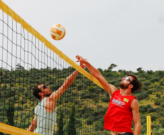 Beach Volley and Vouliagmenis Lake | Half day tour