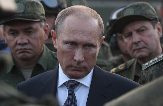 Vladimir Putin's new world order in the Middle East