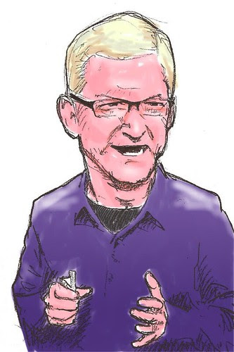 Apple CEO Tim Cook 02