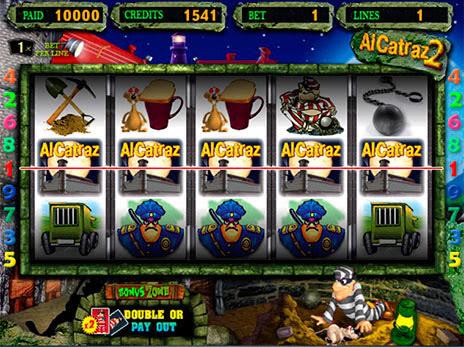 Играйте в игровой автомат Alcatraz (Алькатрас) онлайн бесплатно без регистрации и на деньги в аппарат Alcatraz на сайте
